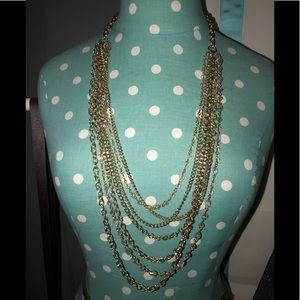 Forever 21 Gold necklace